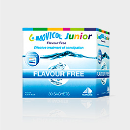 Movicol Junior Flavour Free