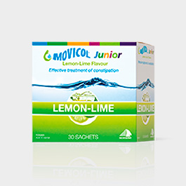 Movicol Junior Lemon-Lime